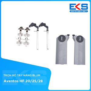 Tay nâng blum Aventos HF cánh cửa đôi (Trọn bộ đầy đủ) HF 20/25/28