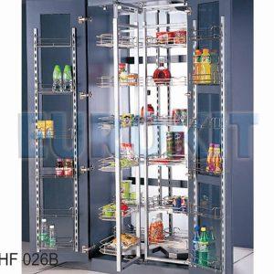 Tủ kho 6 tầng cánh mở 2 bên EUROKIT HF 026B – 36 RỔ