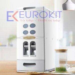 Thùng gạo thông minh EUROKIT – JB 21