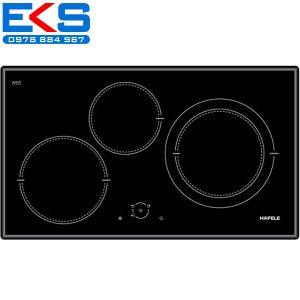 Bếp từ 3 vùng nấu Hafele HC – I773C – Điều khiển tròn