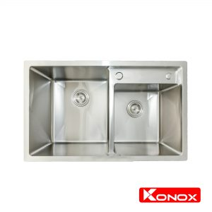 KONOX – Overmount sink KN7847DO