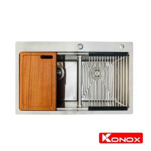 KONOX – Topmount sink KN8850TD
