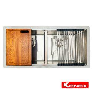 KONOX – Undermount sink KN8745DUB