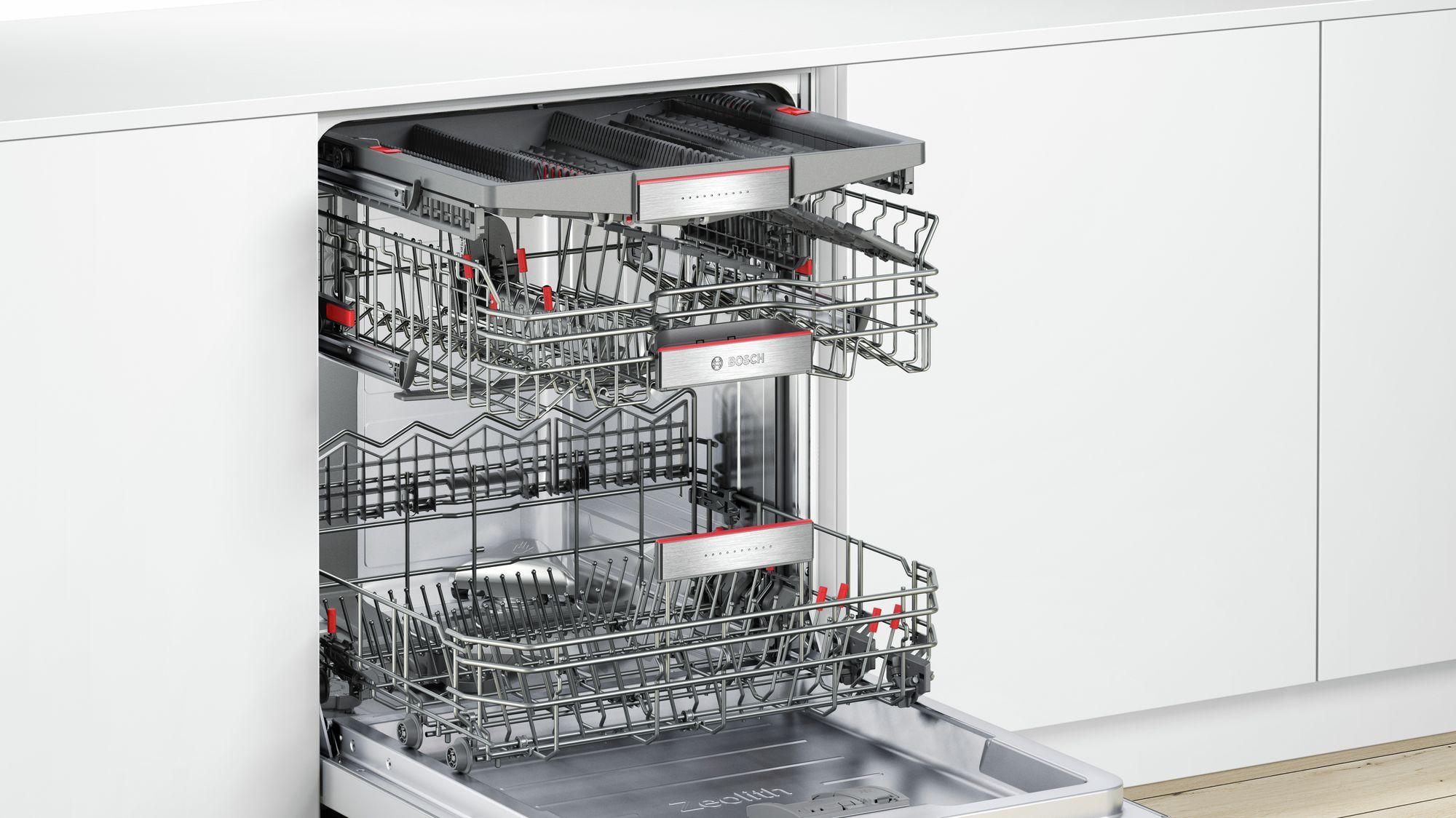 Máy rửa bát âm tủ BOSCH SMV68TX06E|Serie 6 - Eurokit Store